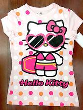 Sanrio Hello Kitty Summer T-shirt Size Junior Medium