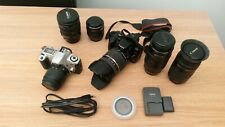 Canon EOS 400D / Digital SLR Camera with variety of lenses
