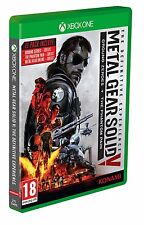 Metal Gear Solid V  The Definitive Experience XBOX ONE ESPAÑOL NUEVO CASTELLA
