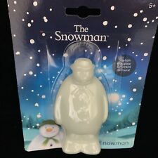 The Snowman Colour Changing Christmas Ornament Decoration Raymond Briggs