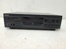 Sony Mds-Ja20Es Minidisc Deck W manuel