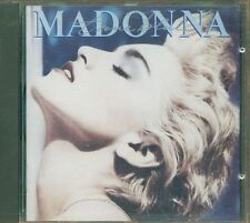 Madonna - True Blue West Germany Press Full Silver Rare Cd Ottimo