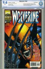 Marvel Wolverine # 145 CBCS 9.6 - Leinel Yu & Larsen - Return of the Adamantium