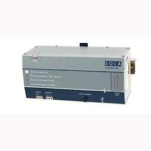 EMERSON SOLA-HD SDU500A-5 500VA 300W AC UPS UNINTERRUPTIBLE POWER SYSTEM *U26