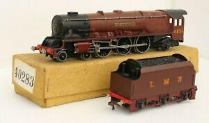 Vintage Hornby Dublo 3 Rail EDL2 Duchess of Atholl Locomotive & Tender, Box