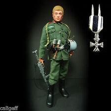 Rare Vintage 1976 Action Joe German Stormtrooper Action Man GI Joe