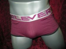 Clever Underwear Miami Cheeky Boxer Grape (M)