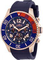 Invicta Pro Diver Chronograph Quartz Blue Dial Men's Watch 30986