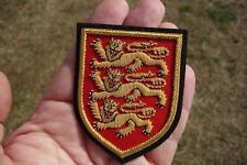 Three Lions Badge Patch England National Football Team 3 Lions Patch Hand Made