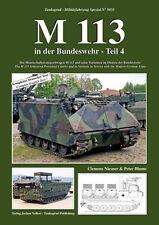 Tankograd 5035 M113 in the Modern German Army Part 4