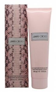 JIMMY CHOO BODY LOTION 150ML - WOMEN'S FOR HER. NEW. FREE SHIPPING