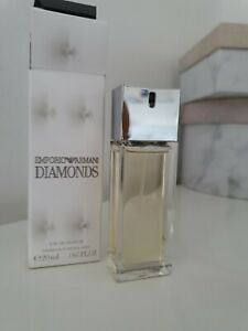 Emporio Armani Diamonds 20 ml EdP Femme Neu OVP