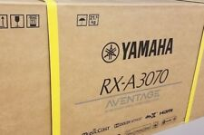 New Yamaha AVENTAGE RX-A3070 9.2-Channel Network A/V Receiver Black BRAND NEW