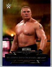 2015 WWE Road to Wrestlemania Classic Matches #18 Brock Lesnar