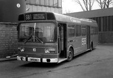London Country npd112l stevenage garage  6x4 Quality London Bus Photo