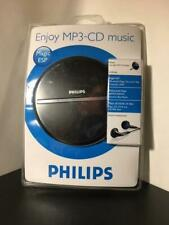 Philips Portable MP3-CD Player New Sealed EXP2546/17 100 Second Skip Protection