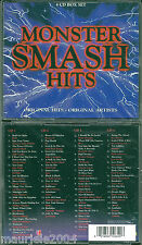 Monster Smash Hits #4 (1998) BOX 4CD NEW Nik Kershaw I wont let the sun go. Bros