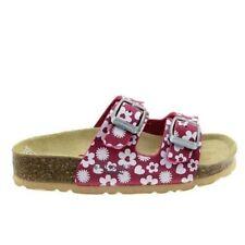 Scarpe pantofole in pelle per bambine dai 2 ai 16 anni