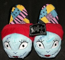 New NBC Nightmare Before Christmas SALLY Woman HOUSE SLIPPERS Size L 9-10
