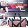 Large Sport Duffle Gym Fitness Holdall Travel Handbag Luggage Shoulder Bag