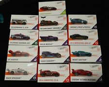 Lot Of 13 - Rare Hot Wheels ID Cars - New In Box - FREE PRIORITY MAIL S&H!