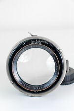 "Wollensak Verito 11.5"" 292mm f4 Diffused Focus lens in Studio shutter"