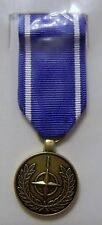 NATO MEDAL FOR THE FORMER YUGOSLAVIA - MINIATURE NIP