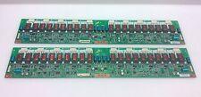 2 Samsung LNR408DX/XAA 24V40W2S (HIP0212A) Backlight Inverter Boards (AS IS/BAD)
