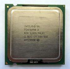 Intel Pentium D 830  3GHz/2M/800MHz  Socket 775 Processor SL8CN