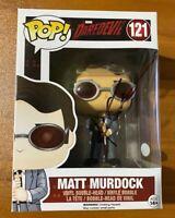 Charlie Cox Signed Daredevil Matt Murdock 121 Funko Pop - JSA NN49048