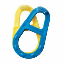 Safety Toothbrush / Baby Toothbrush / Teether - Blue