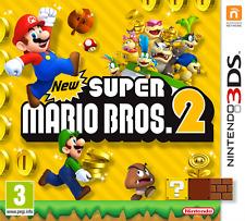 New Super Mario Bros. 2 (Nintendo 3DS, 2012) NEU OVP