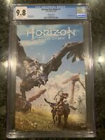 Horizon Zero Dawn #1 Cover B 9.8 CGC Fast Shipping! Titan Stan Lau