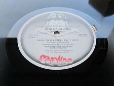 PHILIP GLASS Music In Twelve Parts Parts 1&2 UK VIRGIN CAROLINE RECORDS VINYL LP