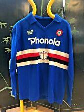Maglia calcio Sampdoria vintage anni 80 ?   N. 4 PARI