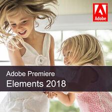 Adobe Premiere Elements 2018 1 PC | oder Mac Vollversion Download 1 Benutzer DE