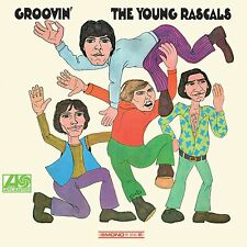 Young Rascals GROOVIN' (MONO) 50th Annv. LIMITED Rhino NEW COLORED VINYL LP