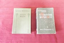 2 Books about Methodism