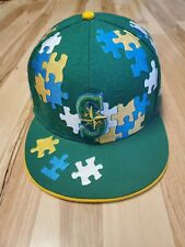 New Era MLB Seattle Mariners 7 3/8 Ball Cap Green