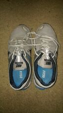 Nike Silver Fitso Shoes - US 8.5 mens