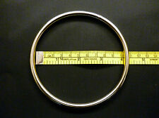 Metal Ring, Welded, 10cm / 4inch Internal Diameter,