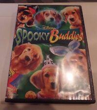DISNEY'S, SPOOKY BUDDIES, DVD