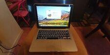 "Apple MacBook Pro A1278 13.3"" Laptop. Mid 2012 i5 10gb ram 256 ssd"