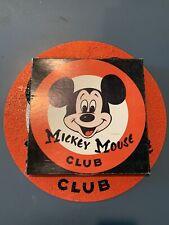 Vintage Springbok Mousekapuzzle Official Mickey Mouse Club Walt Disney Hallmark