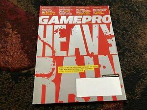 FEBRUARY 2010 GAMEPRO video game magazine -  HEAVY RAIN