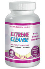 Maximum Diet Formula Extreme Cleanse Detox Cleansing Diet Weight Loss Pills