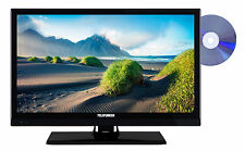 Telefunken XH20D101D LED Fernseher mit DVD Player 20 Zoll HD TV Triple-Tuner