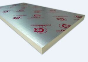 Nationwide delivery- PIR Insulation board (Celotex/Recticel) Minimum order of 5