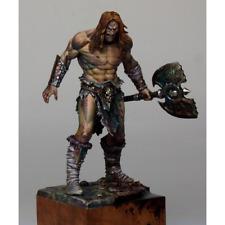 1:24 Barbarian Resin Figure Model Kit Unassambled Unpainted