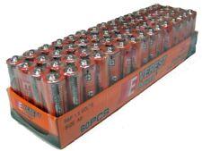 60 Aa Batteries Extra Heavy Duty 1.5v. Wholesale Lot New Fresh